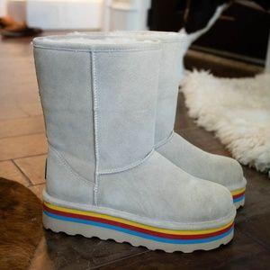 Bearpaw Retro Elle Short Boots